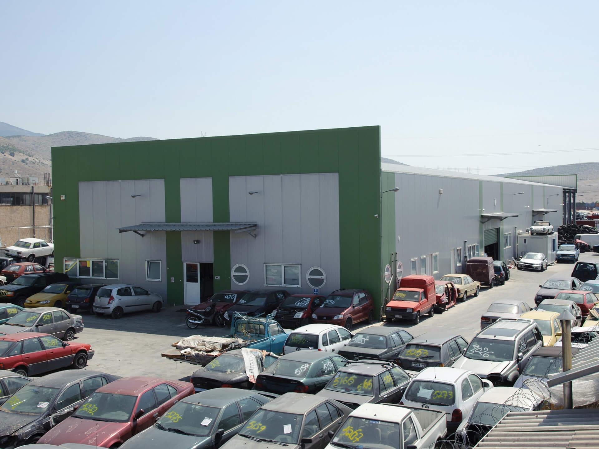 ΚΟΑΝΟ Οικολογική ανακύκλωση Οχημάτων και Ανταλλακτικά